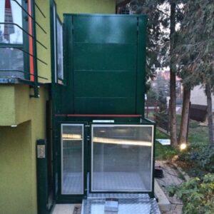 winda do balkonu
