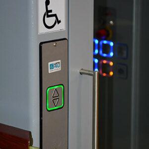 Domowa winda dla niepełnosprawnych