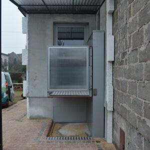 winda dla niepełnosprawnych zewnętrzna